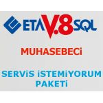 Eta V8 SQL Mali Müşavir Servis İstemiyorum Paketi 6