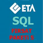 ETA SQL Fırsat Paketi 5